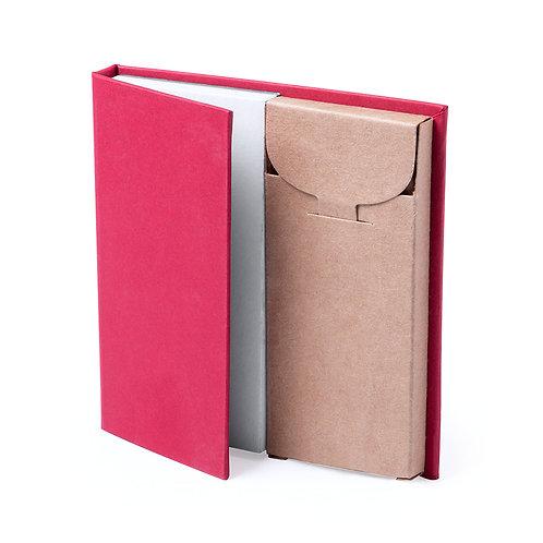 Набор Lumar: листы для записи и цветные карандаши