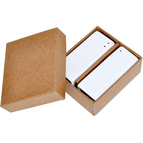 Набор Towers: солонка и перечница в подарочной коробке