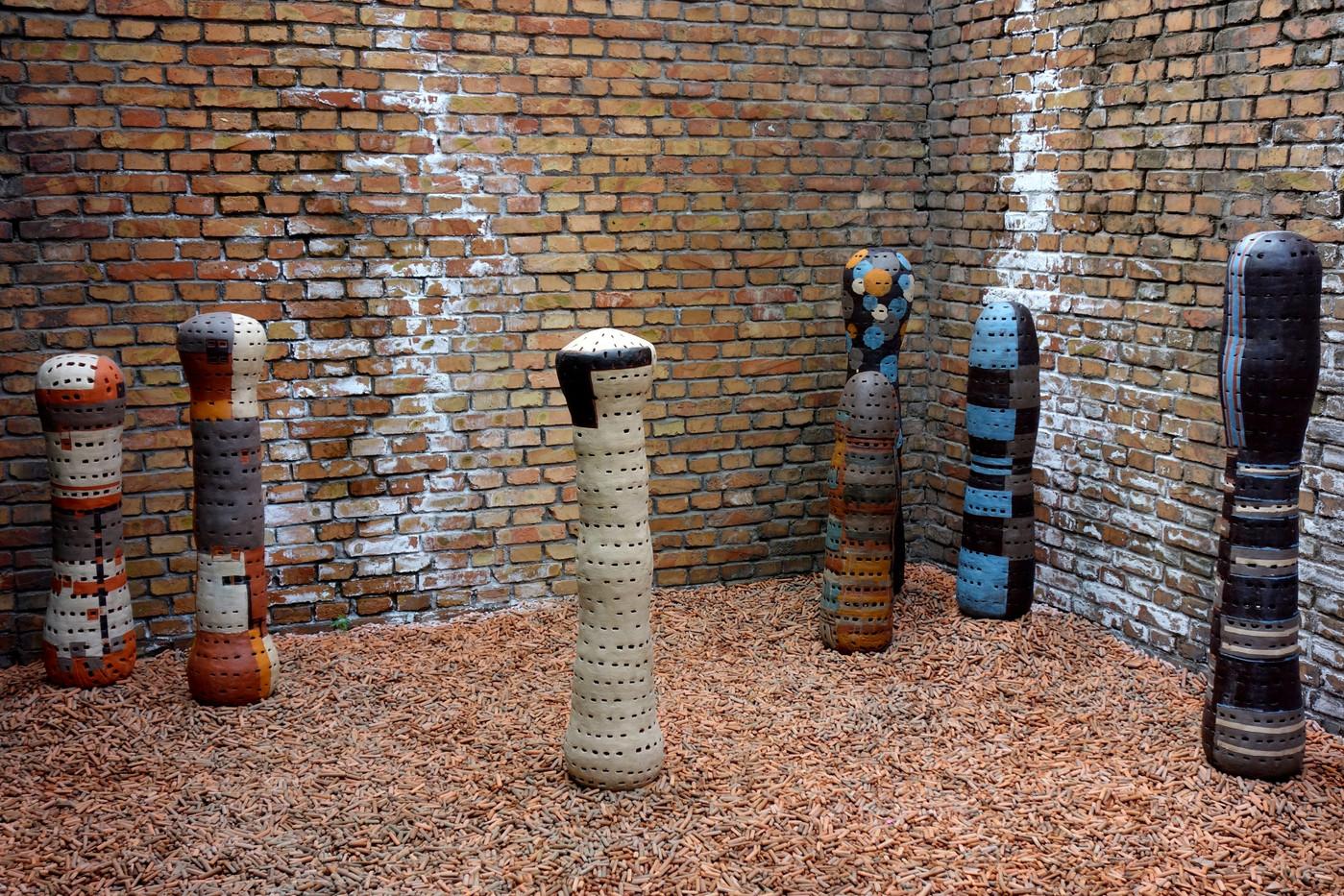 Fuping Indian Ceramic Museum, China