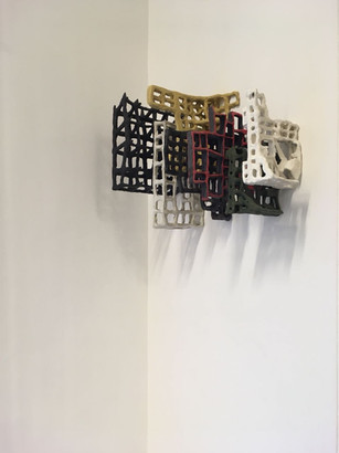 Window Series, Modus Operandi, Gallery Chemould, Mumbai