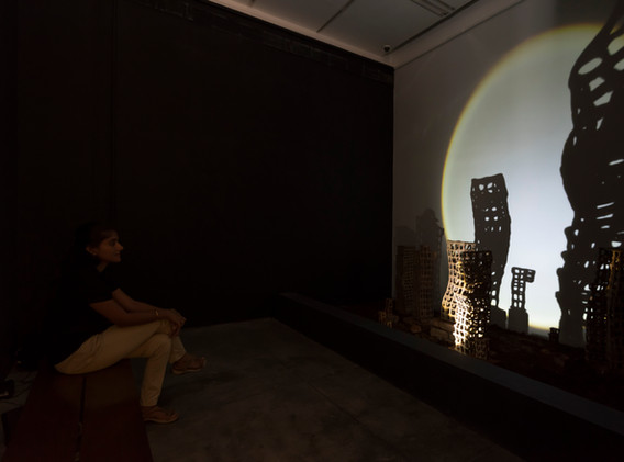 Earths Whispers, Gallery Chemould, Mumbai