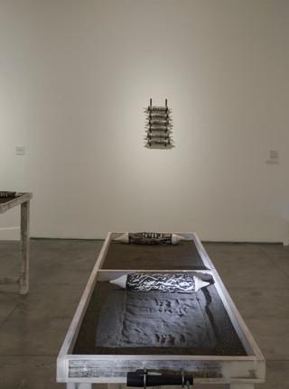 Interactive Installation, Mapping Memory Gallery Chemould, Mumbai
