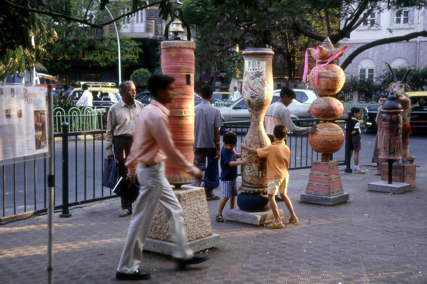 Interactive Public Art