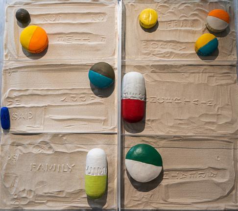 Pandemic Pills, Singapore Ceramics Now, 2021