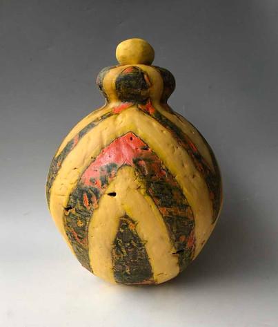 Fertility Jar (yellow)