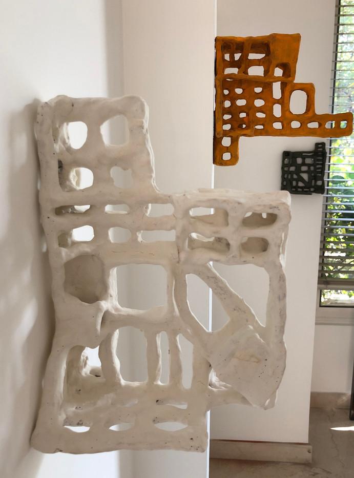 Window Series, Art Motif Gallery, New Delhi
