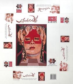 Salvador Dali Puzzle