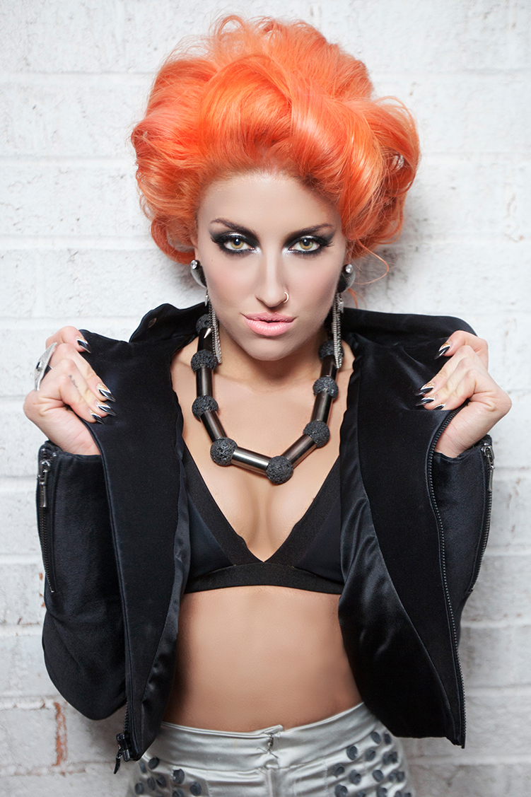 NEON HITCH for LADYGUNN