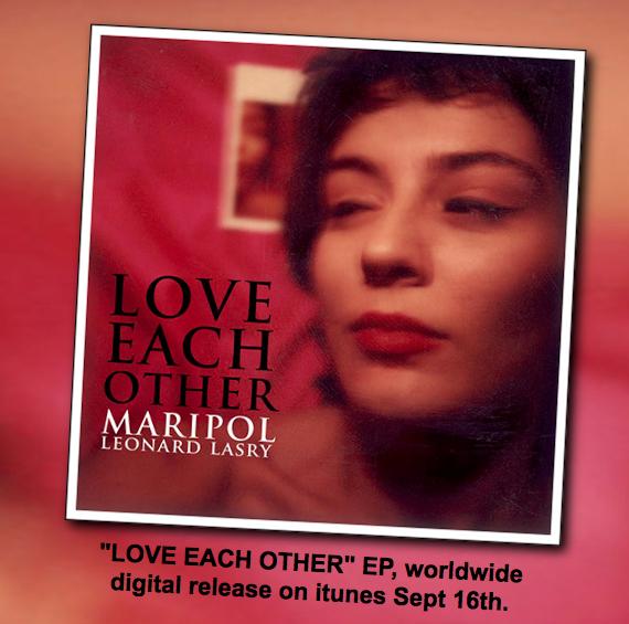 """Love Each Other"" Maripol EP"