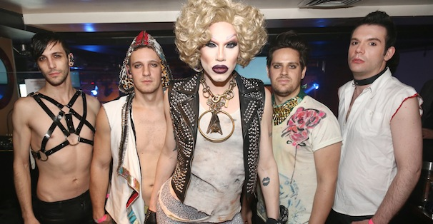 Sharon Needles & Punk Band