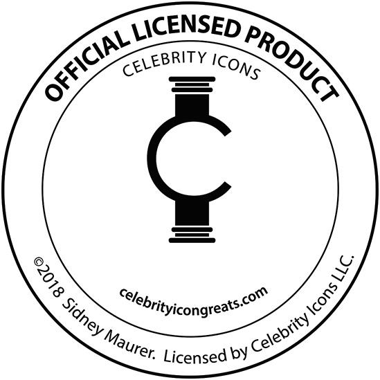 Celebrity Icons Logoseal