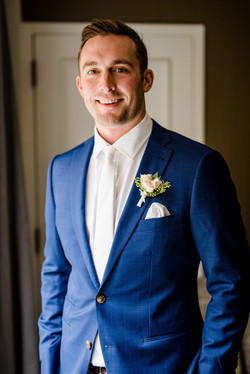 Brian Di Giovanni wedding suit