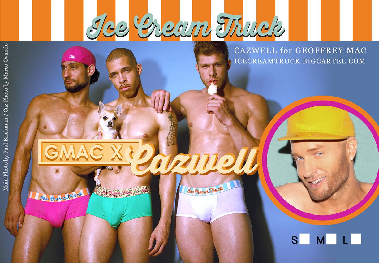 """""""Ice Cream Truck"""" Underwear"""