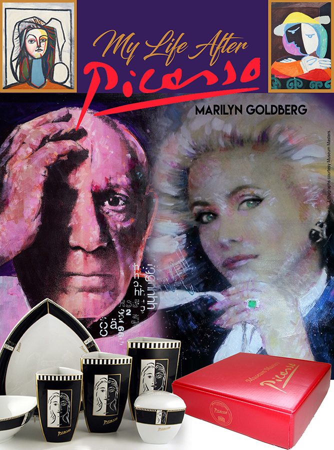 Marilyn Goldberg & Picasso
