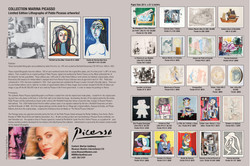 Marina Picasso Collection Ad