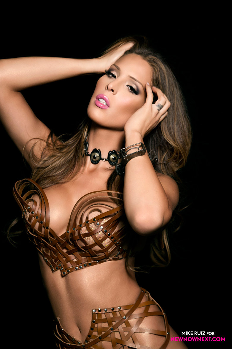 Carmen Carrera by Mike Ruiz