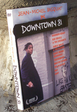 """""""Downtown 81"""" DVD"""
