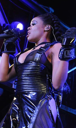 Azealia Banks SLAY-Z Tour, Philly