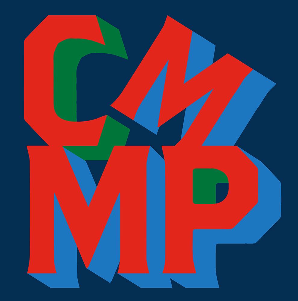 CMMP Logo - Homage to Indiana