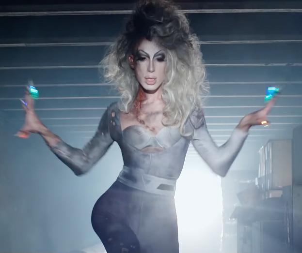 """ALASKA """"Nails"""" Video"""