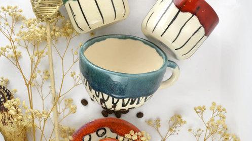 Keramik Tassen - Espresso