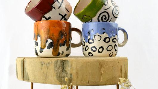 Keramik Tasse