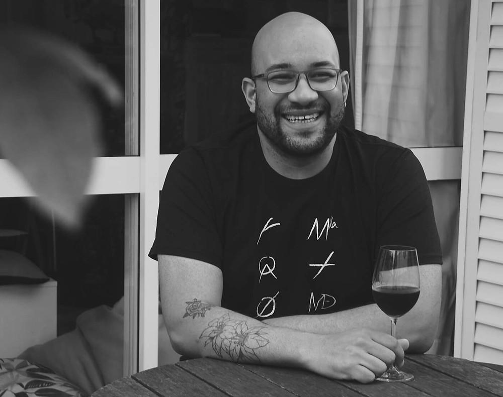 Vinícius Santiago - Professor ABS-RS