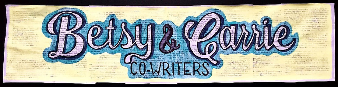 Banner art by Carrie DuBois-Shaw
