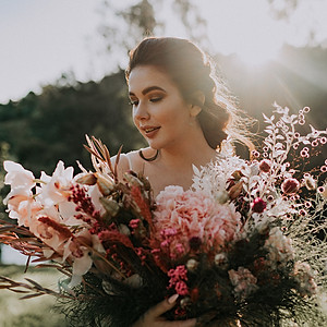 Madi and Chloe Bohemian Elopement