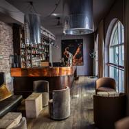 Stemningsbilde fra Arkivet Bar på oppdrag for Ålesund Sentrumsforening