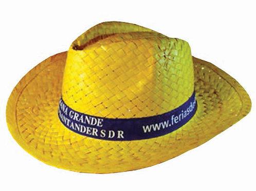 Плетеные шляпки с лентой Сомбреро