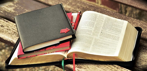 book_read_bible_study_notes_leave_pages_