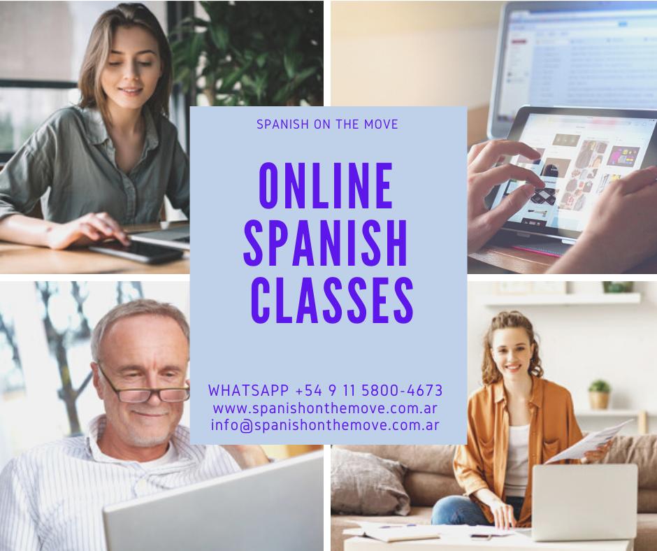 Online regular grupal course
