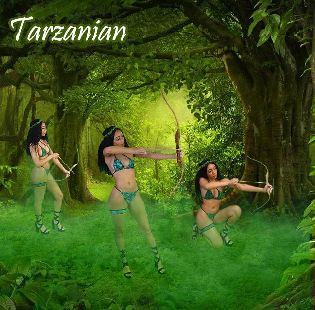 Tarzanian