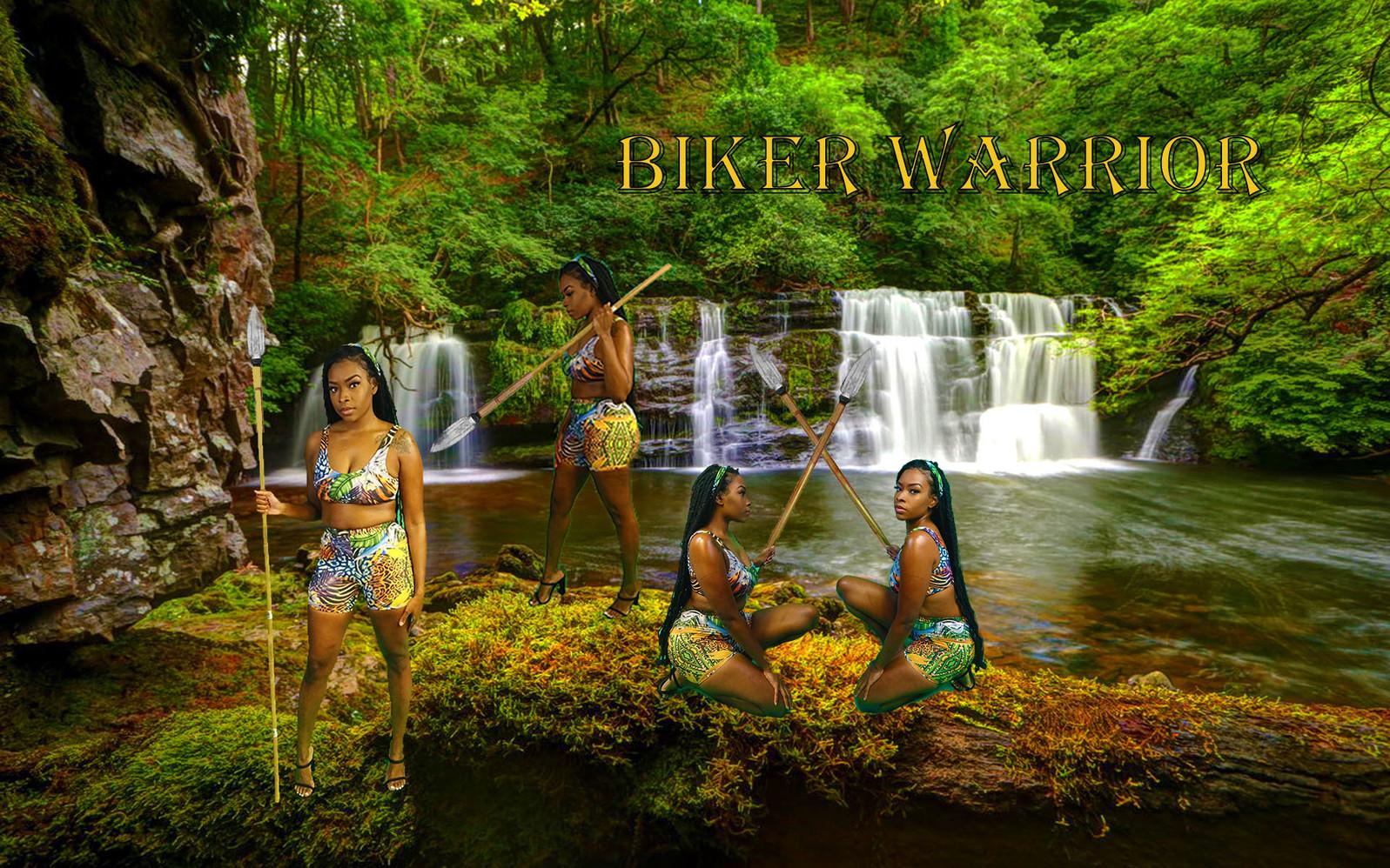 Biker Warrior