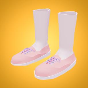 Unique RAC shoes