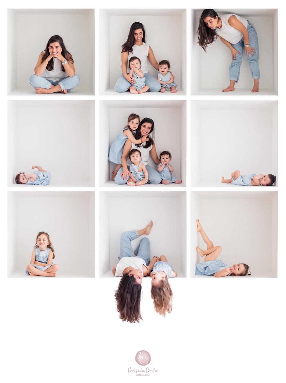 Sessões Especiais Dia da Mãe