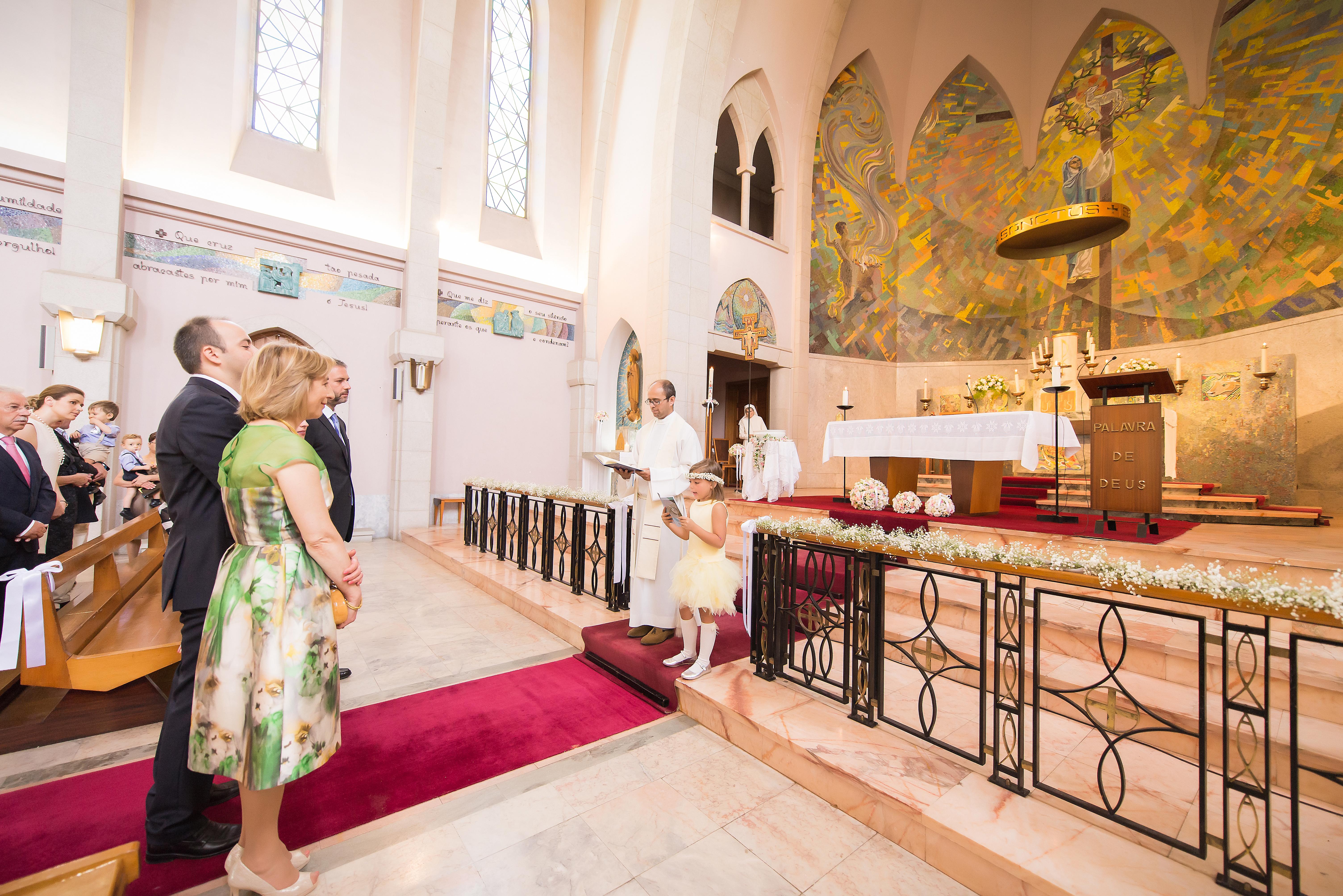 batizados reportagem cerimónias