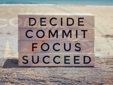What Commitment are you making to your health & empowerment?