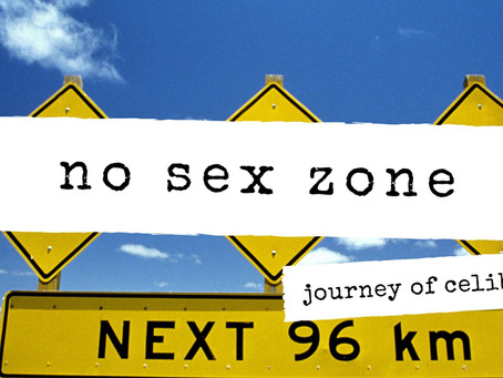 Putting Myself in the No Sex Zone