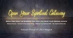 Spiritual Gateway FB Group Cover 1640x85