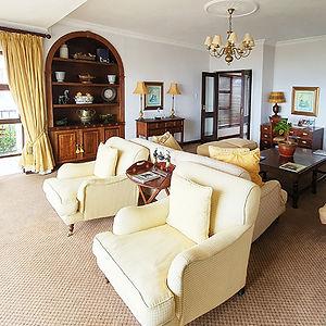 Hermanus Accommodation - Pelagus Lounge