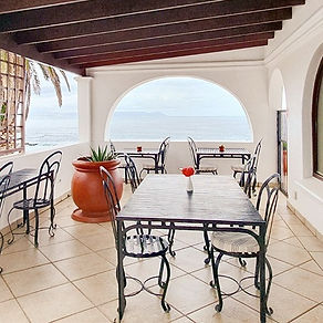 Hermanus Accommodation _ Pelagus Guest House _ Balcony