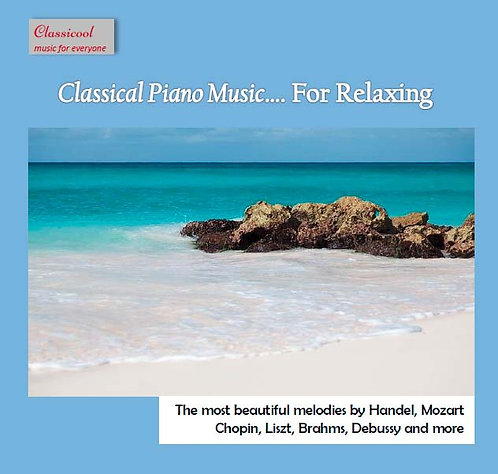 Classical Piano Music for Relaxing CD