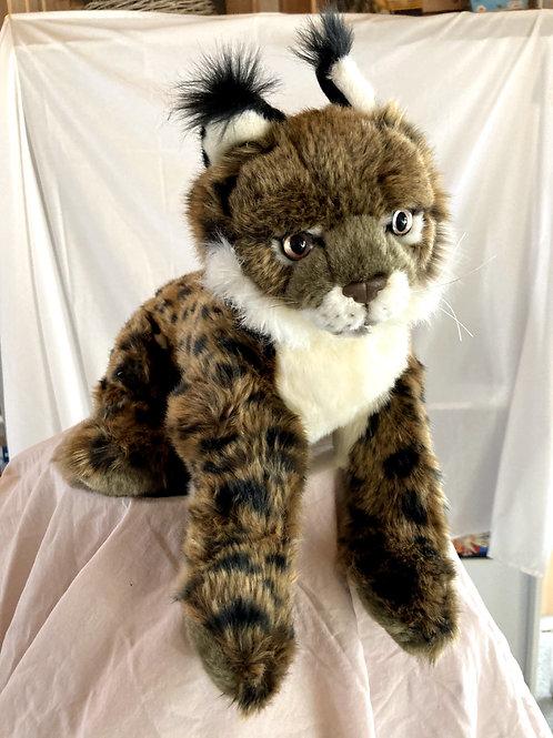 Peluche lynx