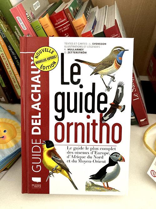 Guide complet des oiseaux