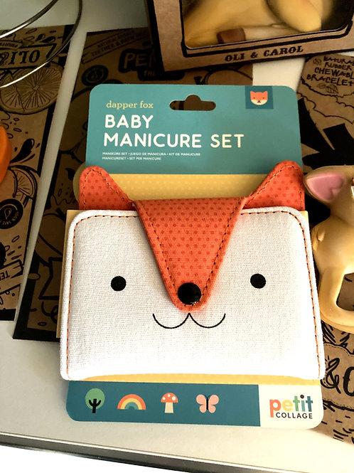 Baby manicure set