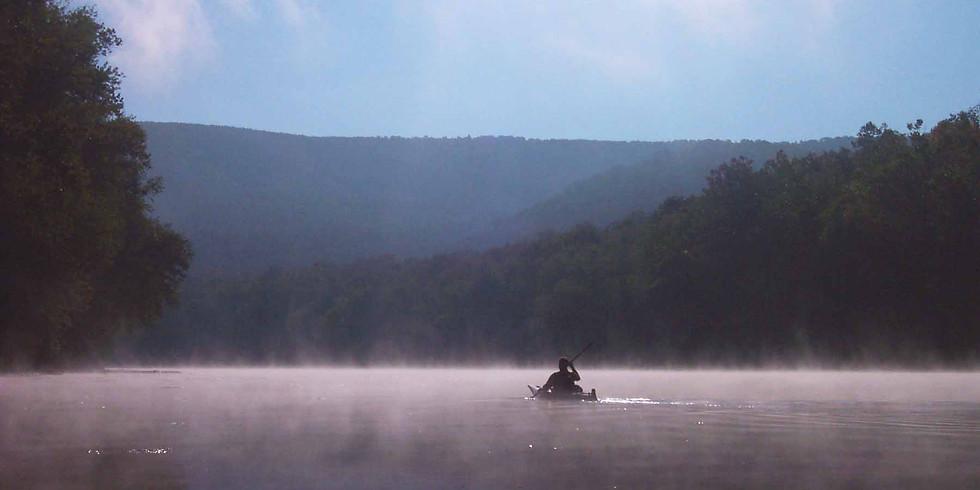 MAKBF Series Event #5 Susquehanna River
