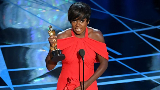 Viola Davis' Oscar Speech: REVISED