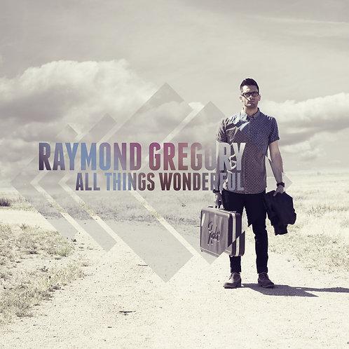 All Things Wonderful CD